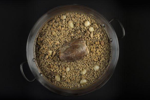 Arroz-en-paella-blanca