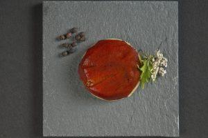 Tarte-tatin-de-Pimientos-del-Piquillos-et-tomate